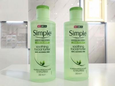 Cách sử dụng Toner Simple đúng chuẩn cho mọi loại da