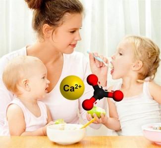 Nên bổ sung Canxi cho trẻ như thế nào? Bổ sung Canxi cho trẻ tháng thứ mấy?