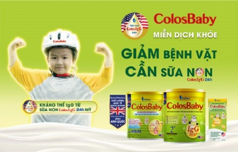 [Review] Sữa non Colosbaby có tốt không? Giá bao nhiêu?