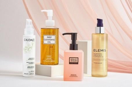 Review 5 sản phẩm dầu tẩy trang cho da dầu mụn tốt nhất