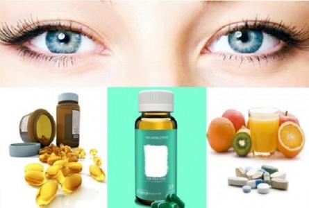 Review top 5 thuốc bổ mắt cho người già tốt nhất được khuyên dùng