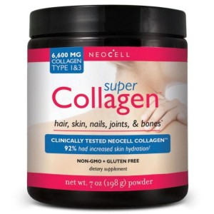 Super Collagen Neocell +C 6600 Mg Dạng Bột 198 Gr