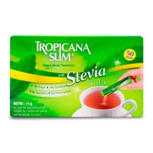 Combo 2 hộp đường ăn kiêng Tropicana Slim Stevia của Indonesia