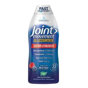 Glucosamine Wellesse Joint Movement dạng nước