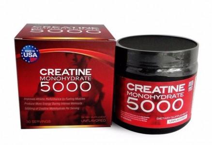 Bột tăng cân Creatine Monohydrate CM5000