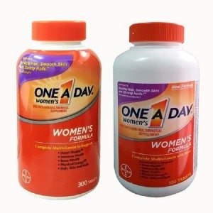 Viên uống One A Day Women's Multivitamin 300 Tablets