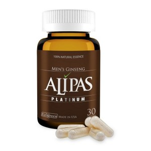 Sâm Alipas cải thiện sinh lý nam giới