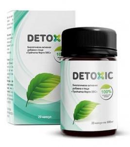 Detoxic diệt kí sinh trùng, thải độc đường ruột [Mua 2 Tặng 1, Mua 3 Tặng 2]