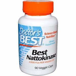 Viên uống Nattokinase của Mỹ, bổ tim mạch
