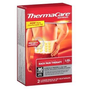 Miếng dán thắt lưng ThermaCare HeatWraps