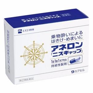 Viên Uống giảm say xe Anerol của Nhật