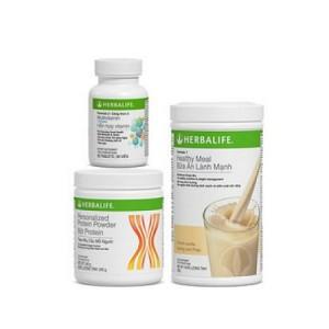 Bộ 3 sản phẩm giảm cân Herbalife