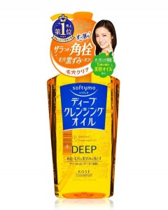 Dầu tẩy trang Kose Softymo Deep Cleansing Oil 230ml
