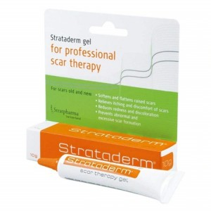 Kem hỗ trợ trị sẹo Strataderm