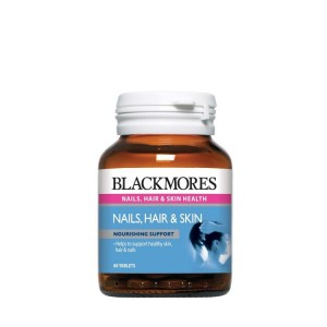 Blackmores Nails Hair & Skin 60 tablets  - Làm đẹp da, tóc, móng