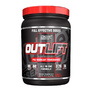Sữa Nutrex Outlift Pre-Workout Powerhouse