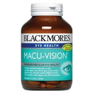 Viên uống bổ mắt Blackmores Macu-Vision của Úc