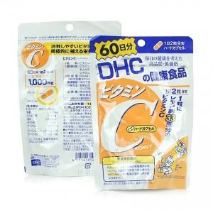 Viên uống DHC Vitamin C Của Nhật Bản