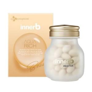 Viên uống Innerb Aqua Rich hỗ trợ cấp nước và Collagen
