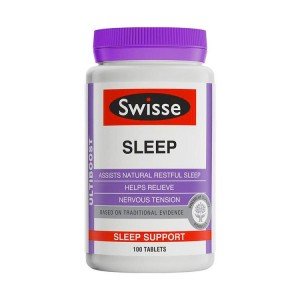Viên uống Swisse Sleep Hỗ Trợ Cải Thiện Mất Ngủ Của Úc, 100 viên