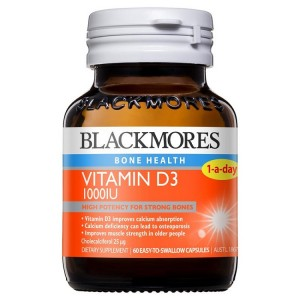 Viên Uống Vitamin D3 1000IU Blackmores