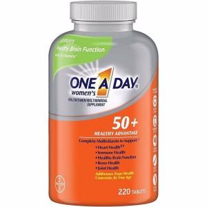 Vitamin Đẹp Da Cho Phụ Nữ Tuổi 50 One A Day For Women 50+