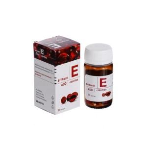 Vitamin E Đỏ Của Nga 30 Viên