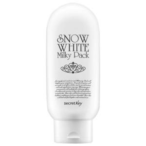 Kem Snow White Milky pack - Kem tắm trắng