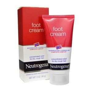 Kem cải thiện nứt gót chân Neutrogena Foot Cream 56g
