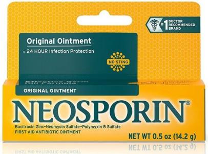Kem mờ sẹo Neosporin Original Ointment của Mỹ