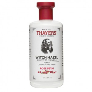 Nước hoa hồng Thayer Alcohol Free Witch Hazel Toner Rose