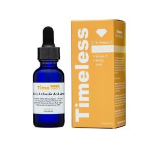 Serum dưỡng da Timeless 20% Vitamin C + E và Ferulic Acid