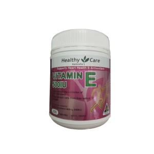 Vitamin E Healthy Care 500IU 200 viên của Úc