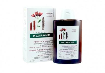 Klorane Quinine dầu gội cải thiện rụng tóc của Pháp