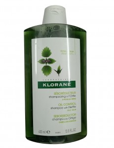 Dầu gội Klorane cho tóc dầu của Pháp