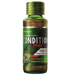 Nước uống giải rượu Condition CJ 75ml của Hàn