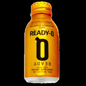 Nước giải rượu Ready Q hỗ trợ giải rượu bia, giải độc gan Hàn Quốc