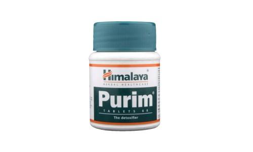 Viên uống thải độc cơ thể Purim Himalaya của Ấn Độ