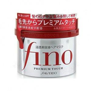 Kem Ủ Tóc Fino Shiseido 230g Cải Thiện Tóc Hư Tổn