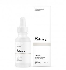 Serum The Ordinary Buffet Serum