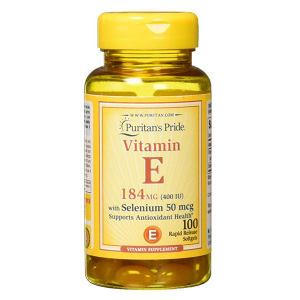Vitamin E Puritan's Pride 400IU của Mỹ