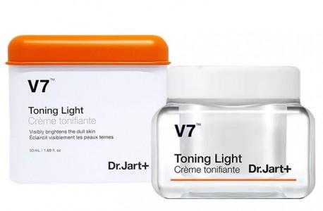 Kem dưỡng làm trắng và tái tạo da Dr. Jart V7 Toning Light