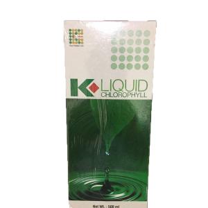 Nước diệp lục K-Liquid Chlorophyll của Malaysia