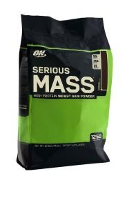 Sữa tăng cân Serious Mass 12 lbs (5.44kg)