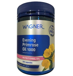 Tinh Dầu Hoa Anh Thảo Wagner Evening Primrose Oil 1000mg
