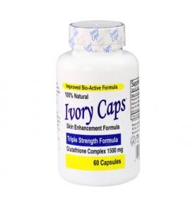 Viên Uống Trắng Da Ivory Caps Glutathione Của Mỹ