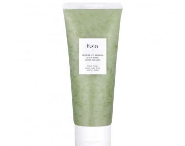 Mặt nạ tẩy tế bào chết Huxley Scrub Mask Sweet Therapy 120ml