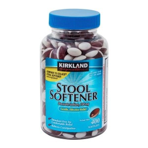 Viên Uống Nhuận Tràng Kirkland Signature Stool Softener Của Mỹ