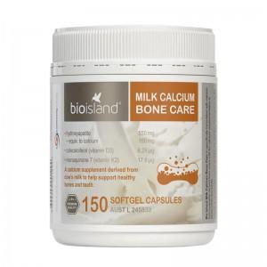 Viên Uống Canxi Bio Island Milk Calcium Bone Care