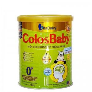 Sữa Non Colosbaby IQ Gold 0+ Cho Bé Sơ Sinh - 12 Tháng Tuổi
